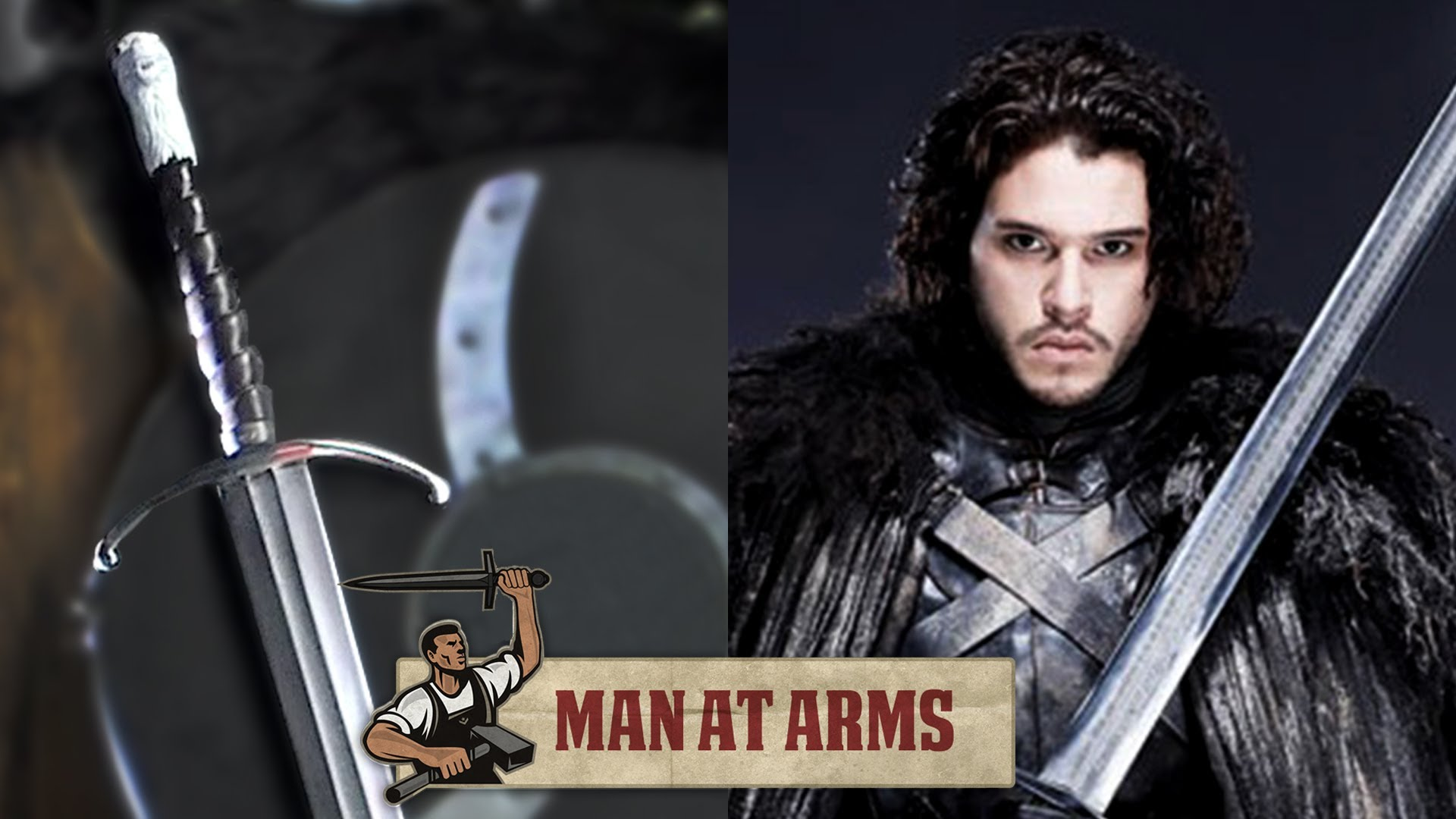 Man at Arms via Awe me
