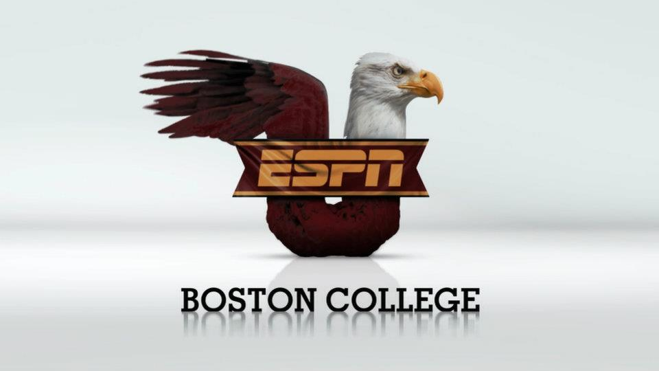 Espnu Logos College Teams Boston College Espnu Logo