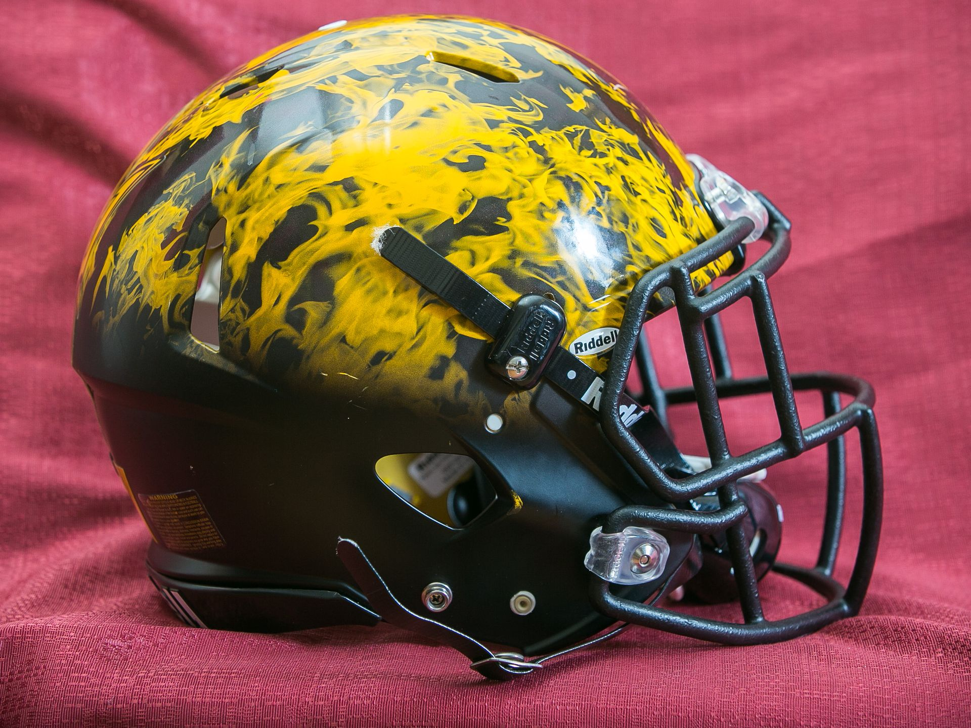 Arizona State Helmet 3
