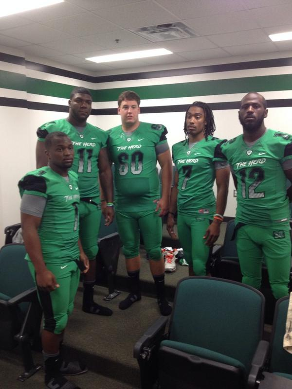 Marshall Uniform