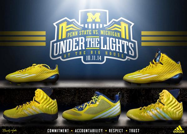 Michigan Shoes
