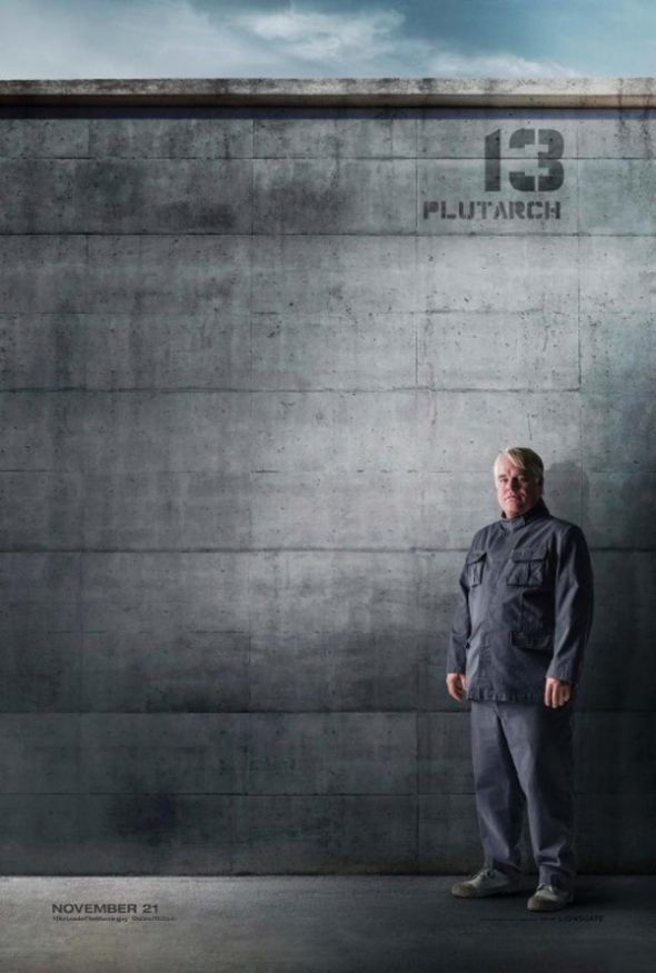 The Hunger Games Plutarch