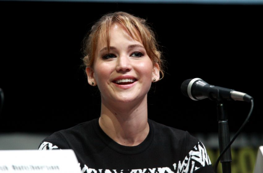 The fappening is a sex crime says victim jennifer lawrence
