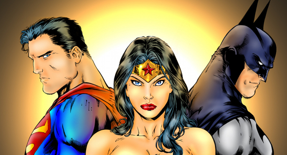 Superman-Wonder-Woman-Batman-Movie-Rumors