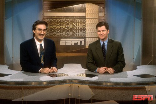 Keith Olbermann and Dan Patrick - 1994
