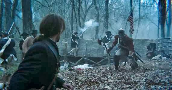 Sleepy Hollow TV series Pilot 1