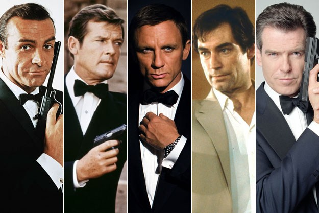 James Bond Thanksgiving Marathon Guide: Start Times, TV Info and More