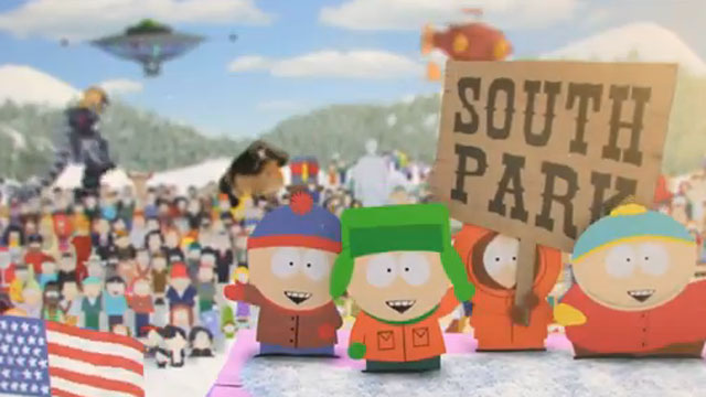 new south park