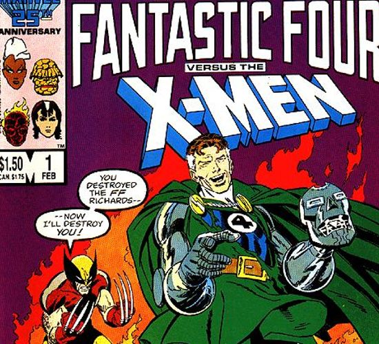 fantastic-four-vs-the-x-men
