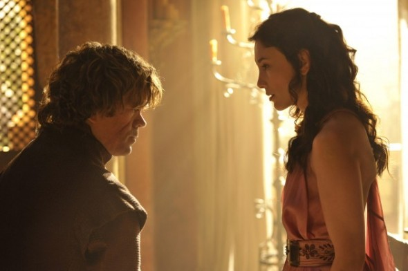 Peter-Dinklage-as-Tyrion-Lannister-Sibel-Kekilli-as-Shae_photo-Neil-Davidson_HBO-630x419