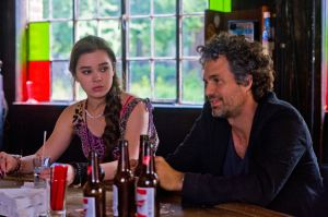 (L-R) HAILEE STEINFELD and MARK RUFFALO star in BEGIN AGAIN