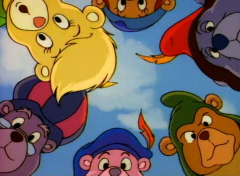 90s tv Shows Cartoons 90s Cartoon tv Show With Bears