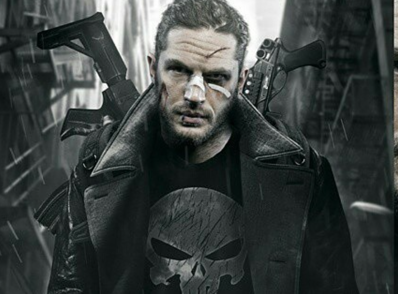 Is Tom Hardy In a New ...