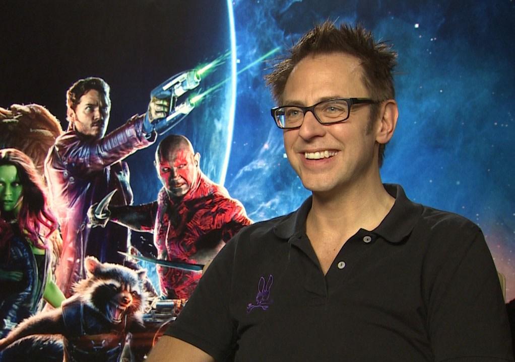 James Gunn Update: James Gunn Directed Stan Lee's Next Batch Of Marvel Cameos