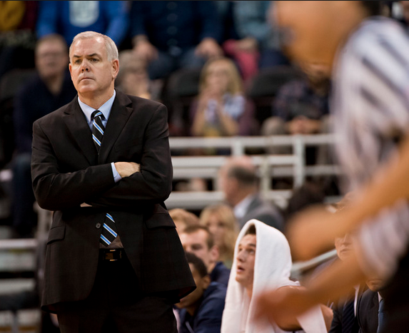 BYU Head Basketball Coach Dave Rose - Photo Credit: Salt Lake Tribune