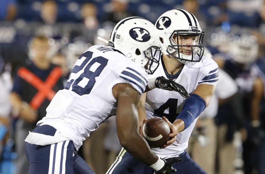 the Uniformity: BYU uniforms Color schedule Football for