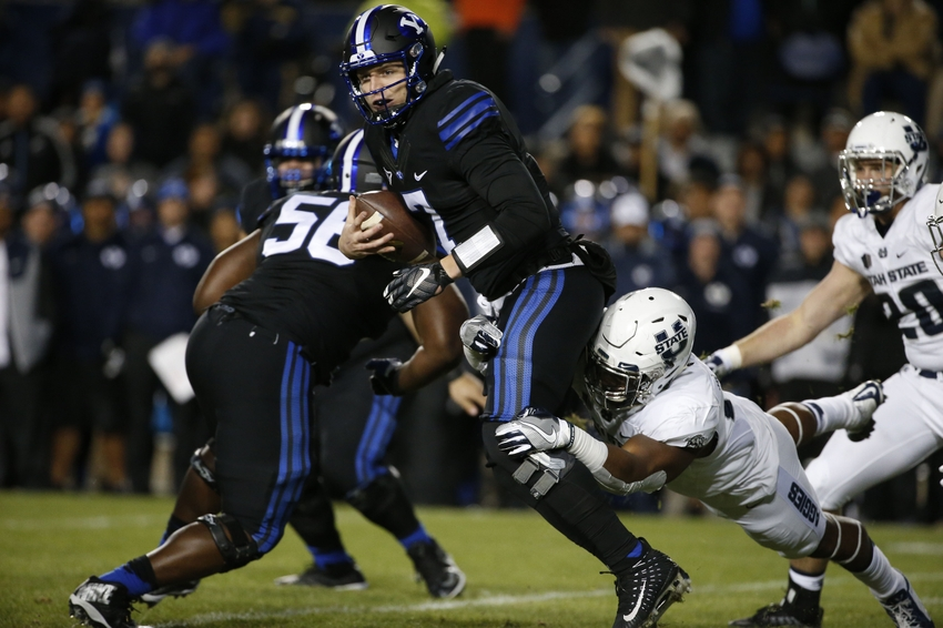 BYU football: Three things we learned from Utah State - Page 3