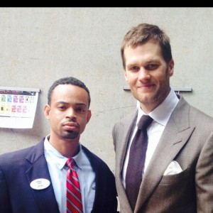 Joel Williams, and Tom Brady