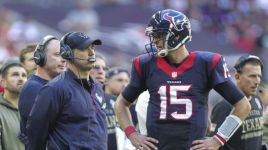 Report: Ryan Mallett Could Miss A Few Games With Injury