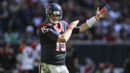 Ryan Mallett Shaky In Loss To Cincinnati Bengals