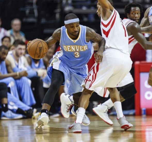 Nuggets Quarter Season Tickets: Report: Rockets Expressing Interest In Ty Lawson