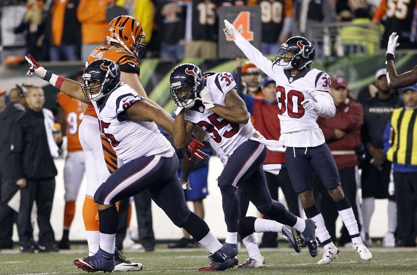 nfl houston texans who has the best defense in the nfl