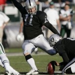 Raiders Janikowski Football