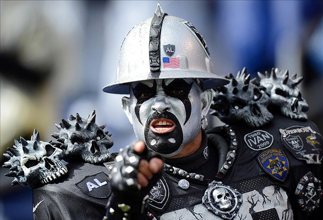 Raider Nation The Best Thing Ever Just Blog Baby An