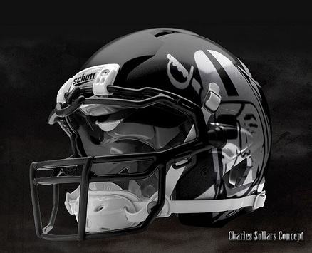 Raiders New Uniforms 2014 New look for the oakland