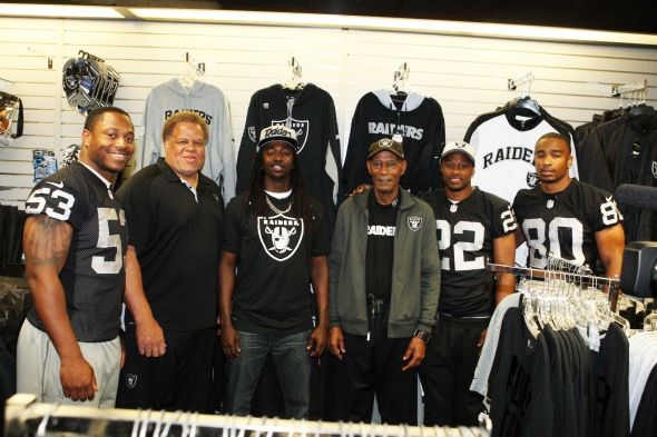 Photos Courtesy of Tony Gonzales/Raiders.com