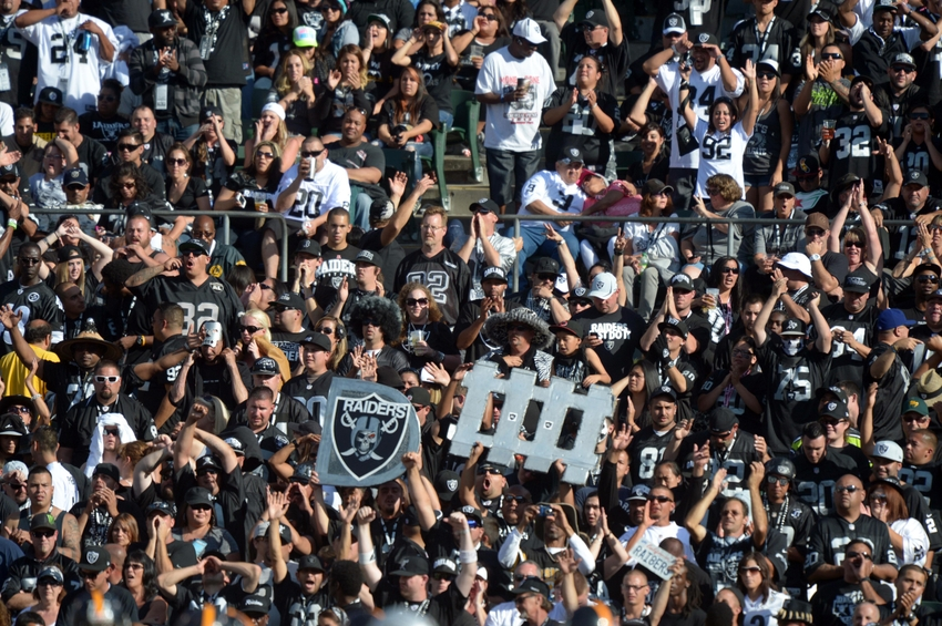 Silver And Black Pride, an Oakland Raiders community