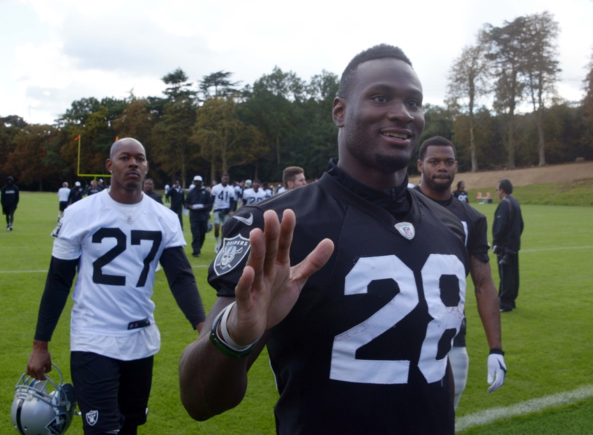 How latavius murray changes everything for the oakland raiders page