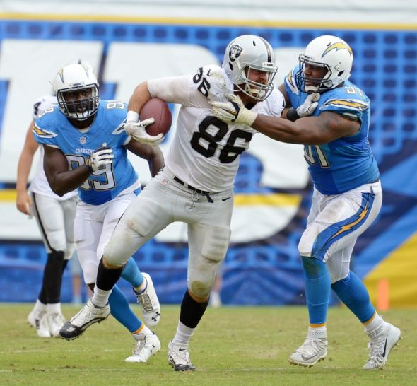 San Diego Chargers Defense Ranking: Oakland Raiders Week 7 Stats Breakdown And Awards
