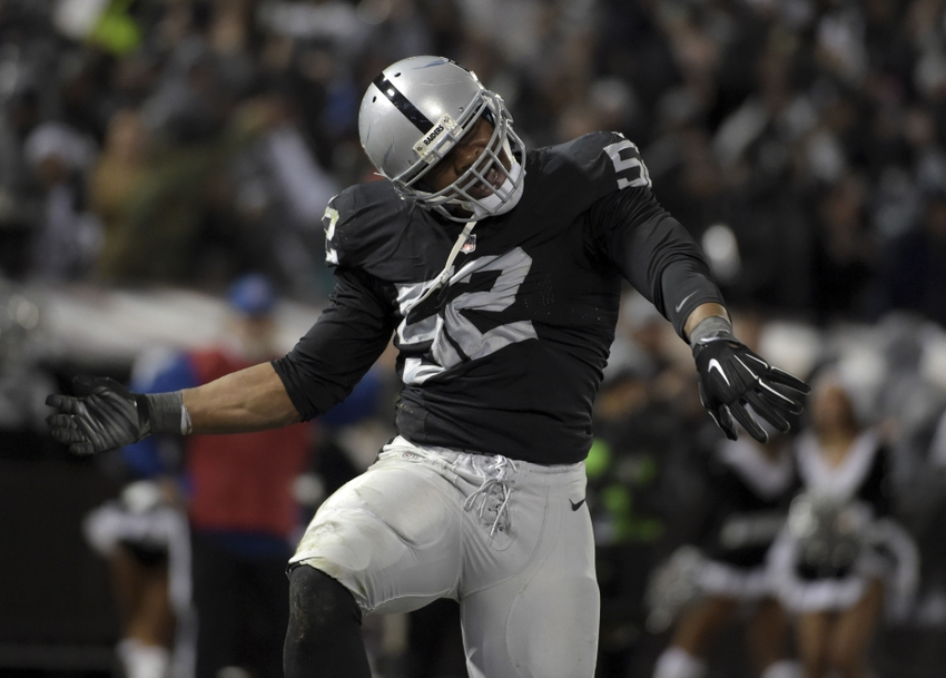 Oakland Raiders Ranking The 75 Man Roster Predicting