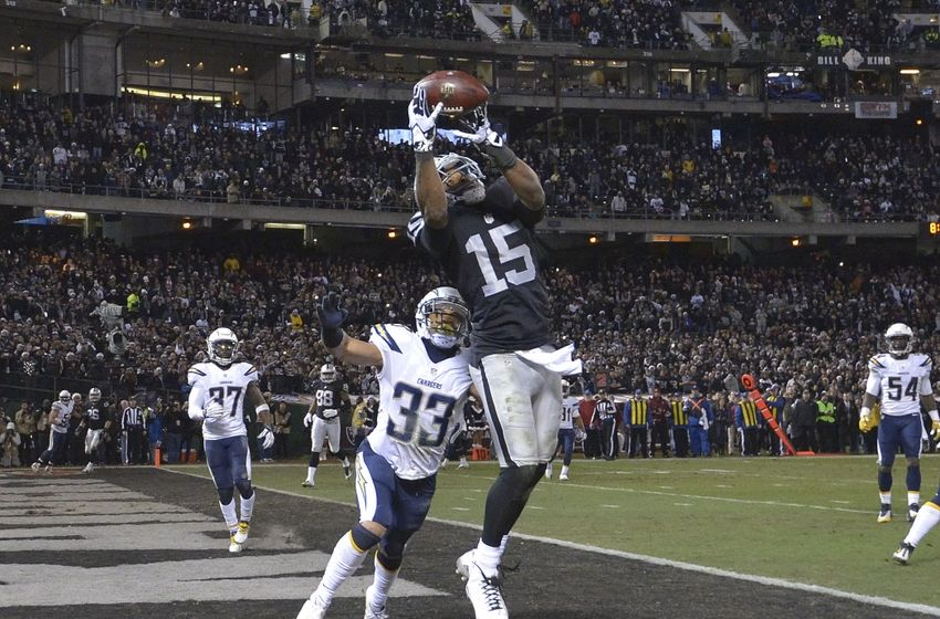 Oakland Raiders Crabtree Deal Ranked Amongst Worst In Nfl