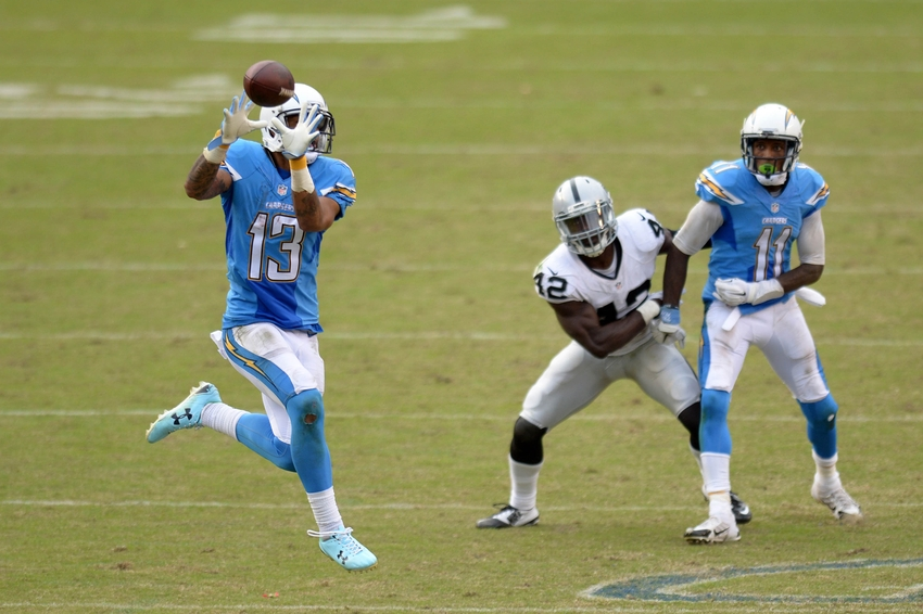Afc West News Keenan Allen Suffers Torn Acl