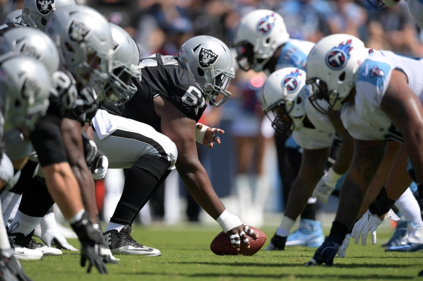 Derek carr and the offensive line time is on his side