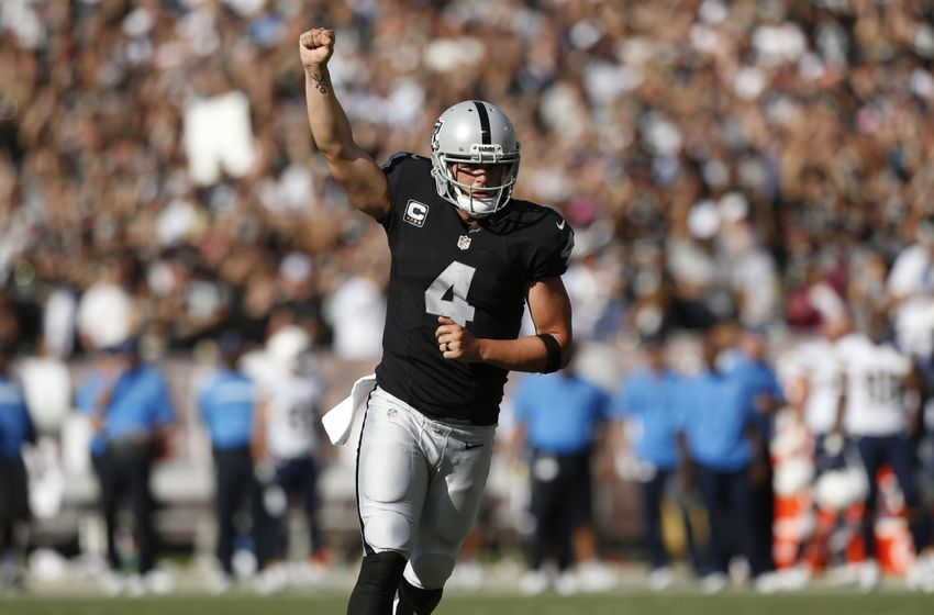 22b9b68cdfd Snap counts for every player on the Oakland Raiders in their Week 5 win  over the San Diego Chargers