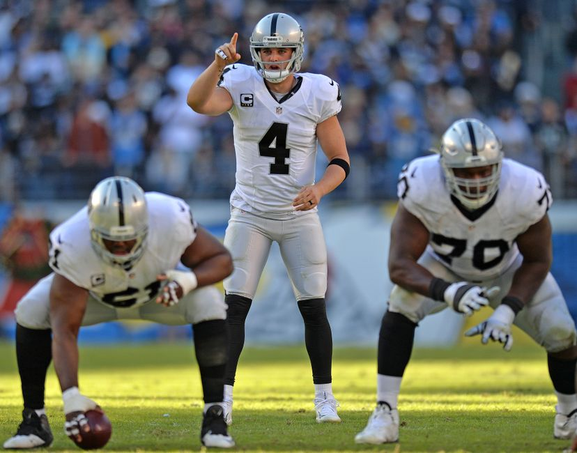 Oakland Raiders With League Best 7 Players Named To Pro Bowl