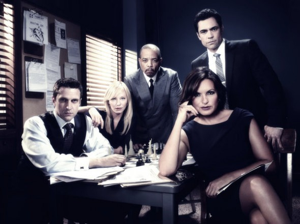 Law & Order: Special Victims Unit -- Season 15