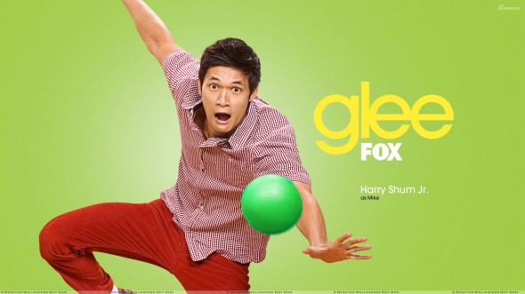 Glee - Harry Shum Jr. As Mike Chang