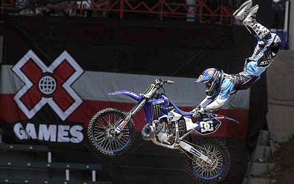 Bike X Games 2014 moto x freestyle