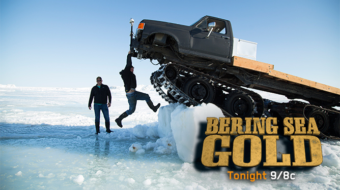 bering sea gold season 4 episode 1