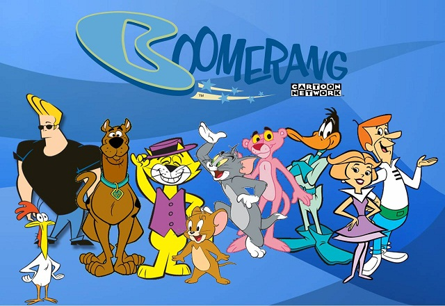 Boomerang to Relaunch as All-Animated Network
