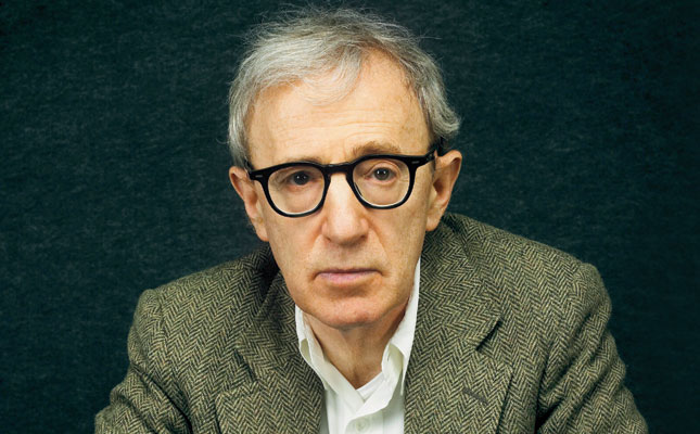 Woody Allen Partners with Woody Allen