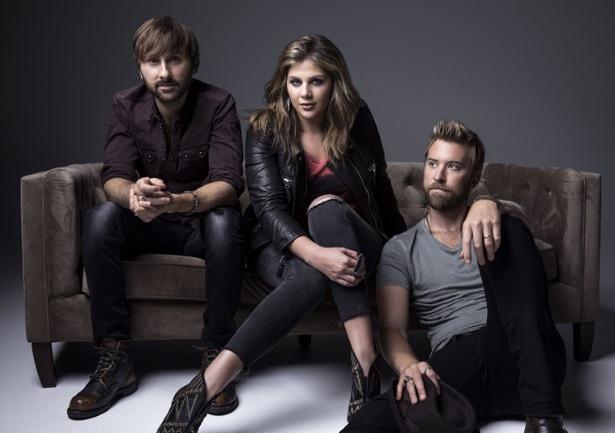 Girl in lady antebellum