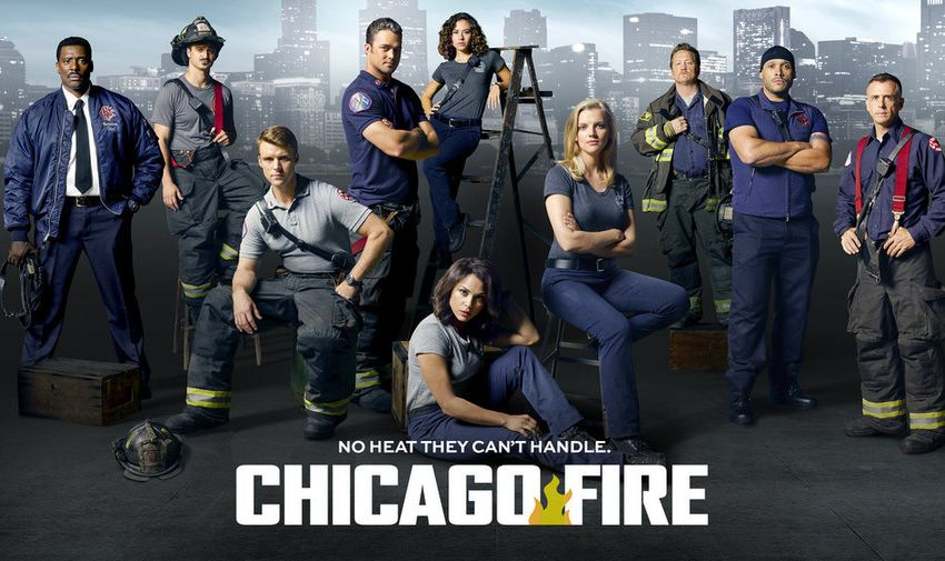 Interview With :  'Chicago Fire' Executive Producer Matt Olmstead, and stars Steven R. McQueen &Kara Kilmer