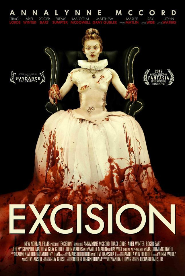 Next  Excision. 25 Best Horror Movie Posters