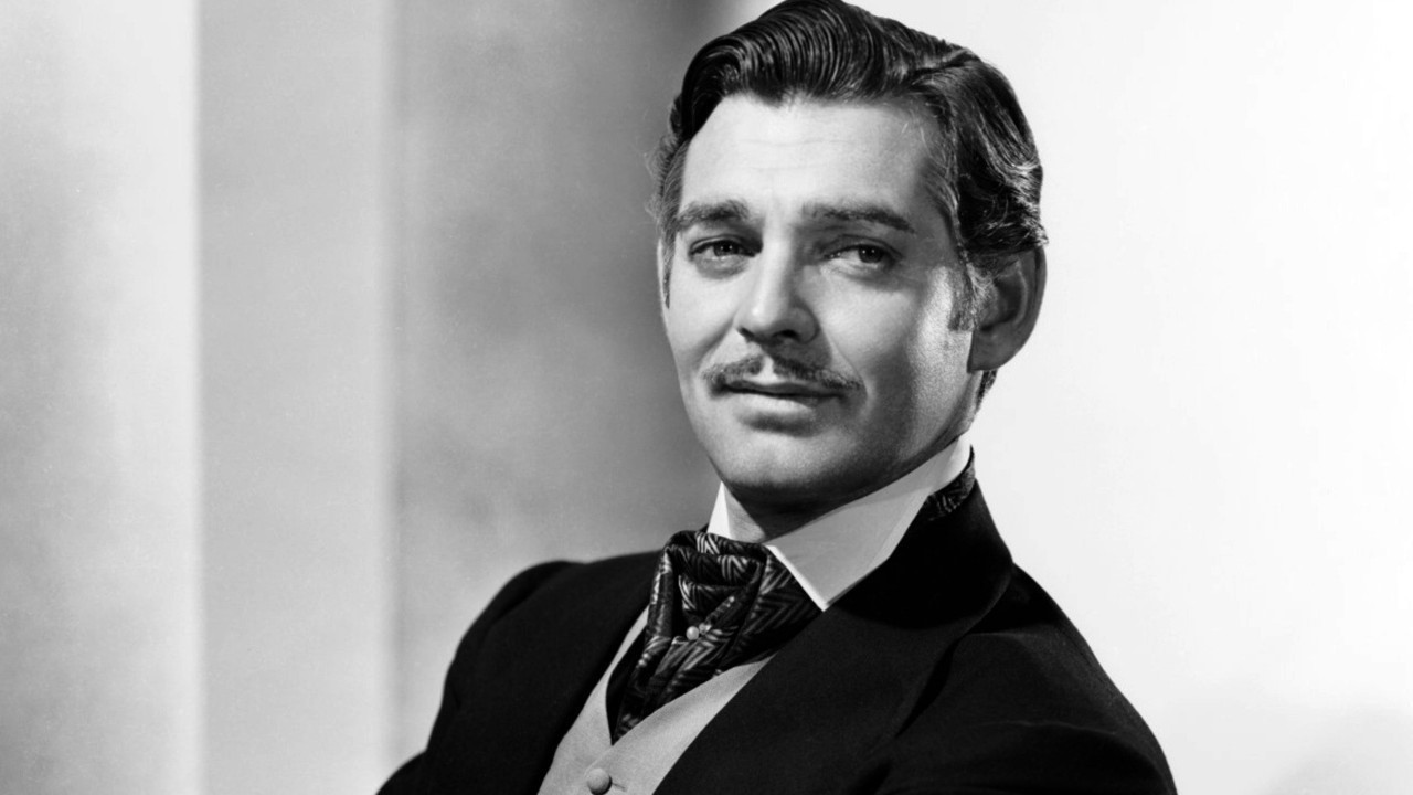 Cool Movember 10 Spectacular Hollywood Mustache Styles Short Hairstyles Gunalazisus