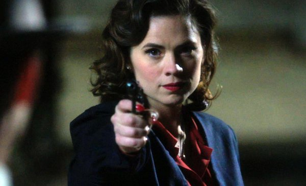 Hayley Atwell Won't Rule Out